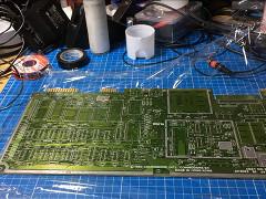Jan Beta - NOS C64 PCB