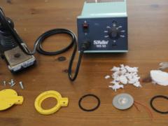 Jan Derogee - Piëzo-elektrische weergever