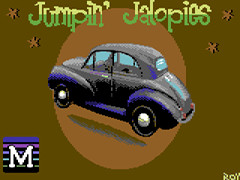 Jumpin' Jalopies Extended Version - C64