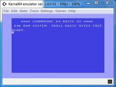 Kernal64 v 1.4.8