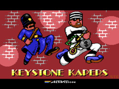 Keystone Kapers - C64