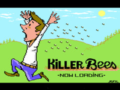 Killer Bees - C64