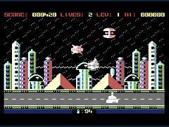 Killer Saucers - C64