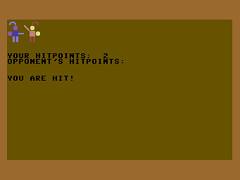 Knight Fight - C64