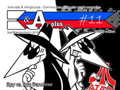 Komoda & Amiga Plus #11