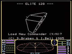 Laird's Lair - C128 gry