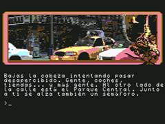 Las Aventuras de Rudolphine Rur - C64