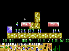 Lemmings - Plus/4