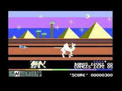 Llamasoft - C64 games