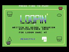 Loopin' - C64