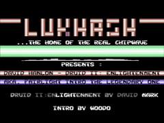 LukHash - Fairlight