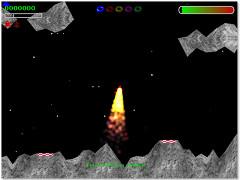 Lunar Lander - AROS