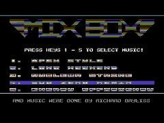 Mix Box #1 - C64