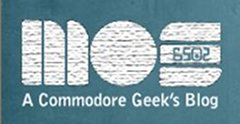 A Commodore Geek's Blog