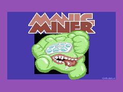 Manic Miner 64DX - C64