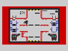 Mario's Cement Factory - C64