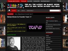 Martyn Brown interview