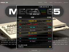 Mega65 - Moulds