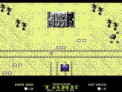 Mega Tank Blasta - C64