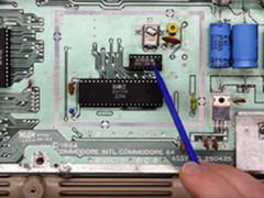 MindFlareRetro - C64 repair