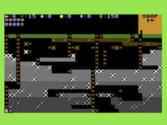 Minecave - C64
