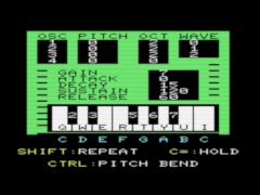Mini Synth - VIC20