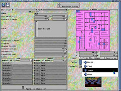 Multi-game Character Editor - Amiga