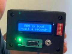 Nivbot - 4116 RAM Tester