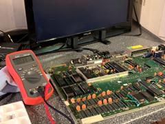 Ovesen.net - C128 Reparatur