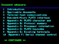 PLATOTerm - C64