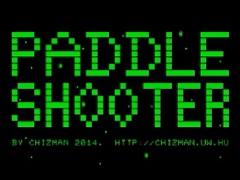 Paddle Shooter - PET/CBM