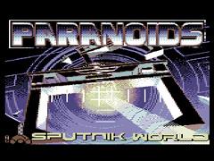 Paranoids - C64