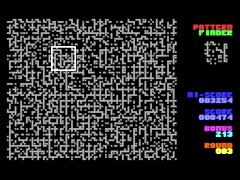 Pattern Finder - C64