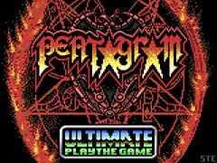 Pentagram v1.30 - C64, C128 & Plus/4