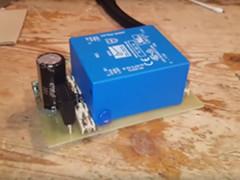C64c Power supply repair