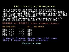 C64 Stacja pogodowa