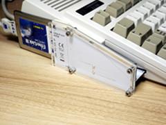 KA02 - Externe PCMCIA adapter