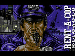 Rent-A-Cop Reloaded - C64
