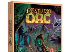 Rescuing Orc - C64
