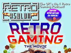 Retro Asylum Podcast - 184