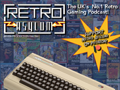 Retro Asylum Podcast - 186
