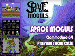 RetroGamerNation - Space Moguls