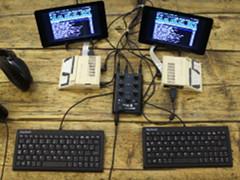 RetroManCave - Amiga Mini DJ Set