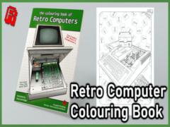 The Colouring Book of Retro Computers