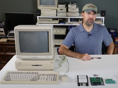 Retro Bits - Amiga 3000 Reparatur & Upgrade