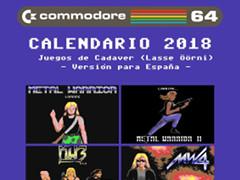 Retro invaders calendars 2018