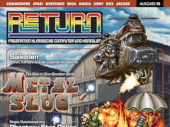 Return #45