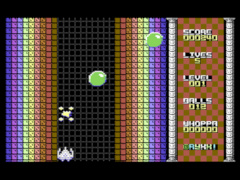 Revenge of the Flying Balls - C64