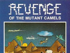 Revenge Of The Mutant Camels - C64