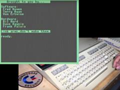 8-Bit Show & Tell - C128 secrets